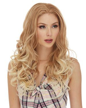 London 3/4 Synthetic Wig by Sepia