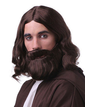 Jesus Christ Set by Sepia Costume Wigs