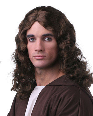 Jesus Wig by Sepia Costume Wigs