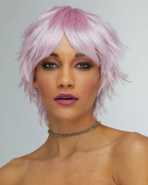 Jinx (Blush) by Sepia Costume Wigs