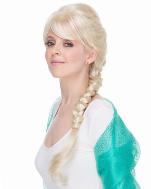 Ice Queen (Lisa) by Sepia Costume Wigs