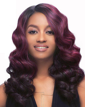 Debby Lace Front Synthetic Wig by Sensual