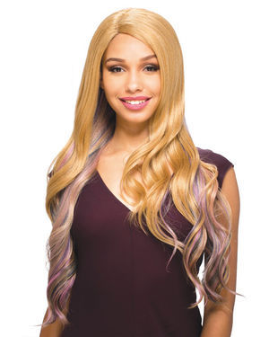 Jolly Lace Front Synthetic Wig by Sensual