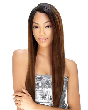 Lacy Lina Lace Part Human Hair Blend Wig by Sensual