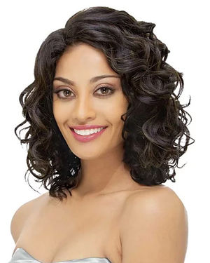 Whitney Lace Front Remy Human Hair Wig by Sensual