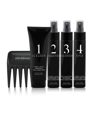 Synthetic Hair Care Travel Kit by Jon Renau