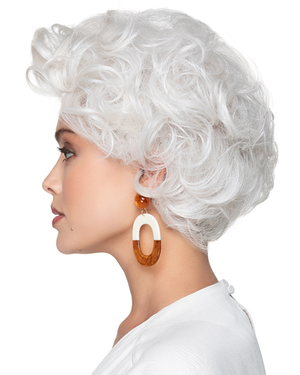 Tapered Curls Wigs for Women