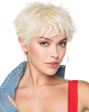 Brushed Pixie Synthetic Wig by TressAllure