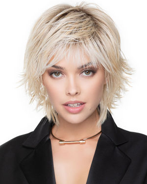 Razor Cut Shag Synthetic Wig by TressAllure