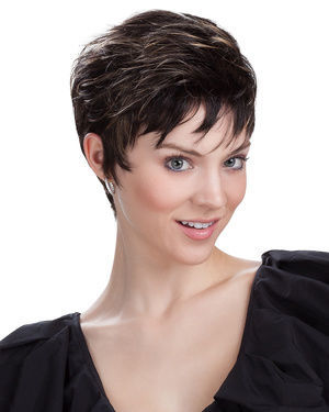 Arden (Rooted) Monofilament Synthetic Wig by Tony of Beverly
