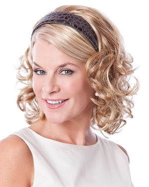 Headband Fall Curls HF Hair Piece by Toni Brattin
