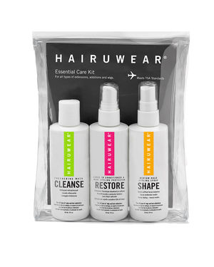 Essential Care Travel Kit by Hair U Wear