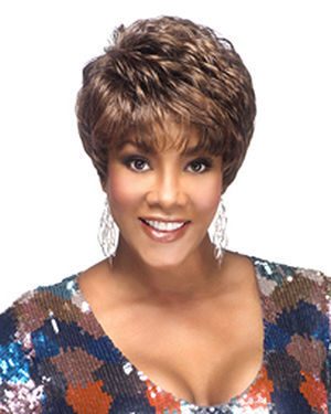Amy Synthetic Wig by Vivica Fox