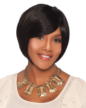 Fancy Synthetic Wig by Vivica Fox