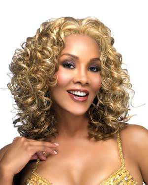 Candi Lace Front Synthetic Wig by Vivica Fox