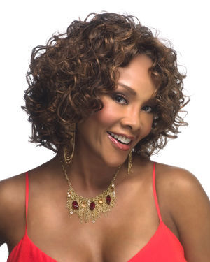 Chilli Lace Front Synthetic Wig by Vivica Fox