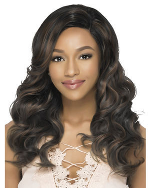 Helena Lace Front Synthetic Wig by Vivica Fox