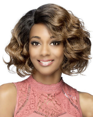 Pam Lace Front Synthetic Wig by Vivica Fox