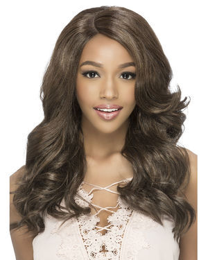 Aussie Lace Front Synthetic Wig by Vivica Fox