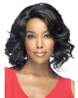 AL-Trudy Lace Front Synthetic Wig by Vivica Fox