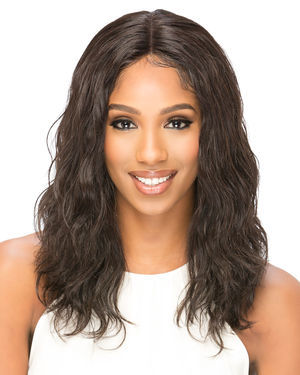 Samoa Lace Front Remy Human Hair Wig by Vivica Fox