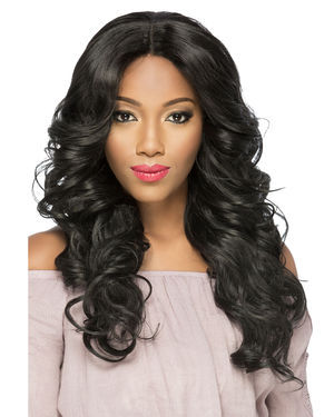 AL-Glee Lace Front Synthetic Wig by Vivica Fox
