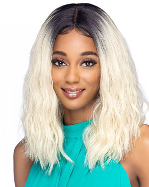 Lucia Lace Front Synthetic Wig by Vivica Fox