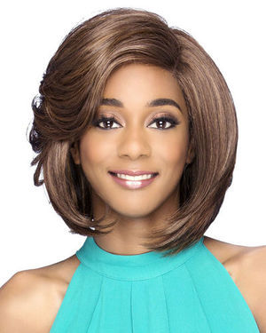 Venezia Lace Front Synthetic Wig by Vivica Fox