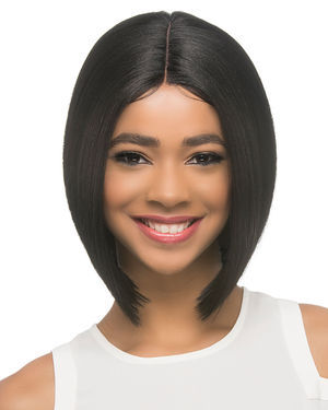 Beige Lace Front Synthetic Wig by Vivica Fox