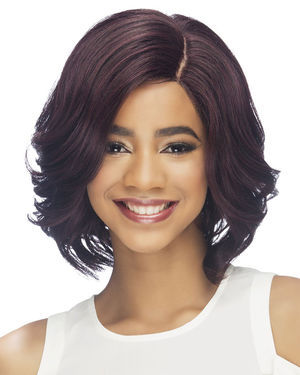 Clemence Lace Front Synthetic Wig by Vivica Fox