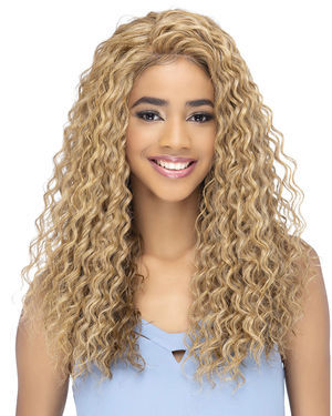 Gaia Lace Front Synthetic Wig by Vivica Fox