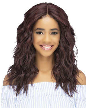 Hebe Lace Front Synthetic Wig by Vivica Fox