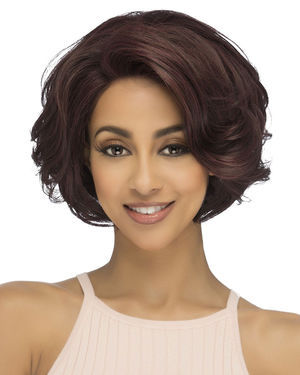 Carly Lace Front Synthetic Wig by Vivica Fox