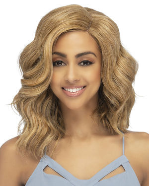 Rosanne Lace Front Synthetic Wig by Vivica Fox