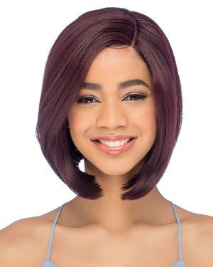 AL-Kale Lace Front & Lace Part Synthetic Wig by Vivica Fox