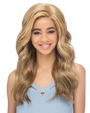 Avril Lace Front & Lace Part Synthetic Wig by Vivica Fox