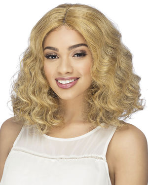 Bambi Lace Front & Lace Part Synthetic Wig by Vivica Fox