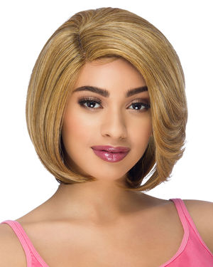 Floria Lace Front & Lace Part Synthetic Wig by Vivica Fox