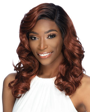 Sariyah Lace Front & Lace Part Synthetic Wig by Vivica Fox