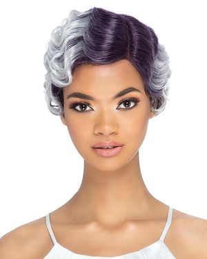 Gracelyn Lace Front & Lace Part Synthetic Wig by Vivica Fox