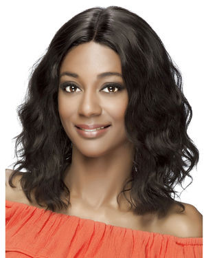 Bellflower Lace Front Remy Human Hair Wig by Vivica Fox