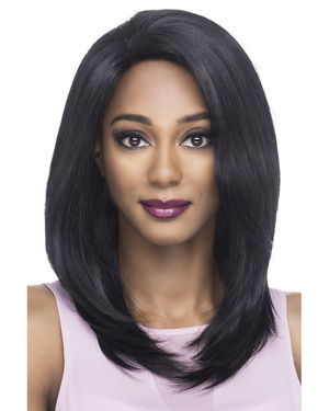 HMBL-Erin Lace Front Remy Human Hair Blend Wig by Vivica Fox