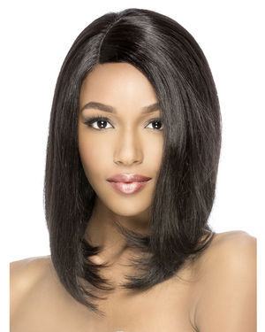 Sheri Lace Front Remy Human Hair Wig by Vivica Fox