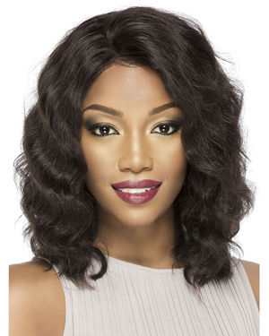 Shirley Lace Front Remy Human Hair Wig by Vivica Fox
