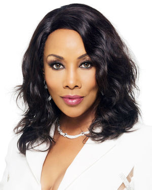 Nature Lace Front Remy Human Hair Wig by Vivica Fox