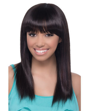 Elma Lace Front Remy Human Hair Wig by Vivica Fox