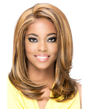 HM-Emery Lace Front Synthetic Wig by Vivica Fox