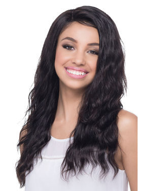 Gannet Lace Front Remy Human Hair Wig by Vivica Fox