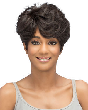 AN-Rani Remy Human Hair Wig by Vivica Fox
