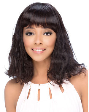 Montana Remy Human Hair Wig by Vivica Fox